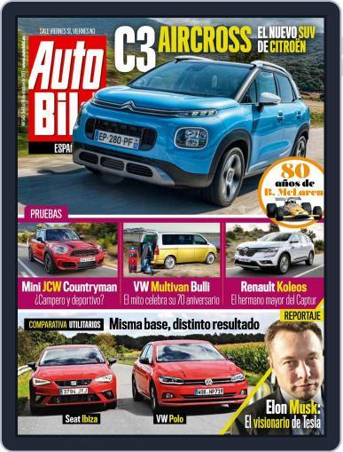 Auto Bild Es October 6th, 2017 Digital Back Issue Cover