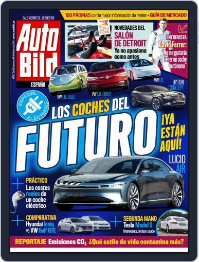 Auto Bild Es (Digital) January 26th, 2018 Issue Cover