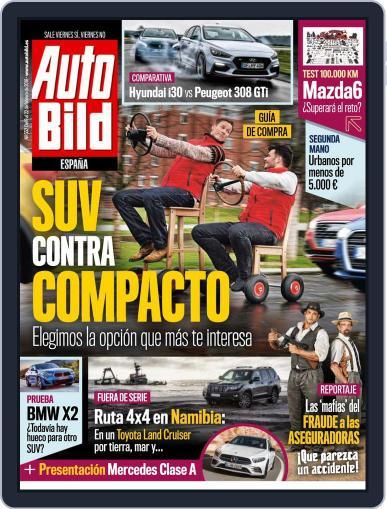 Auto Bild Es (Digital) February 9th, 2018 Issue Cover