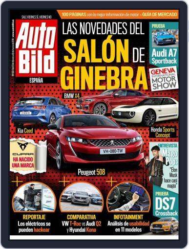 Auto Bild Es (Digital) February 23rd, 2018 Issue Cover