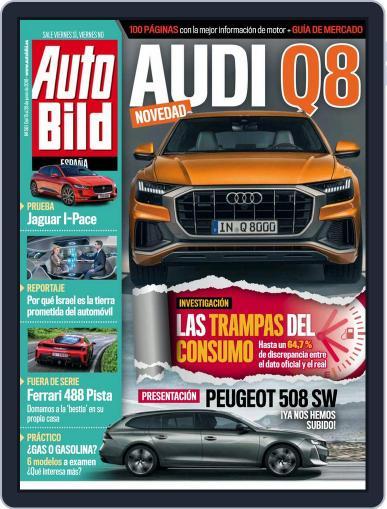 Auto Bild Es (Digital) June 15th, 2018 Issue Cover