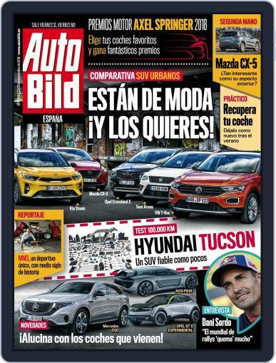 Auto Bild Es September 7th, 2018 Digital Back Issue Cover