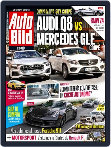 Auto Bild Es November 16th, 2018 Digital Back Issue Cover