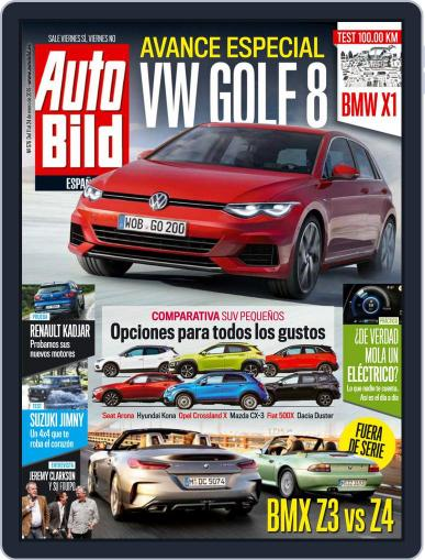 Auto Bild Es January 11th, 2019 Digital Back Issue Cover