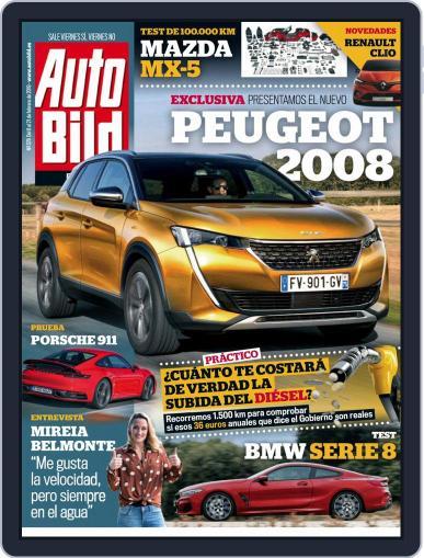 Auto Bild Es (Digital) February 8th, 2019 Issue Cover