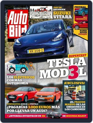 Auto Bild Es (Digital) March 22nd, 2019 Issue Cover