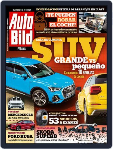 Auto Bild Es (Digital) April 19th, 2019 Issue Cover