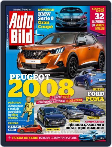 Auto Bild Es (Digital) June 28th, 2019 Issue Cover