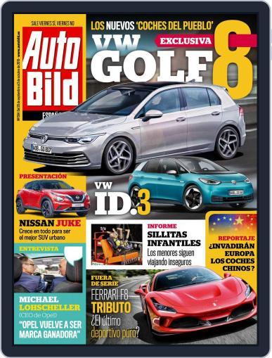 Auto Bild Es (Digital) September 20th, 2019 Issue Cover