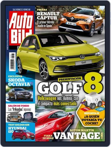Auto Bild Es (Digital) November 1st, 2019 Issue Cover