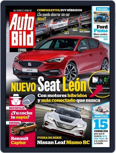 Auto Bild Es February 7th, 2020 Digital Back Issue Cover