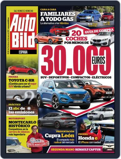 Auto Bild Es February 21st, 2020 Digital Back Issue Cover