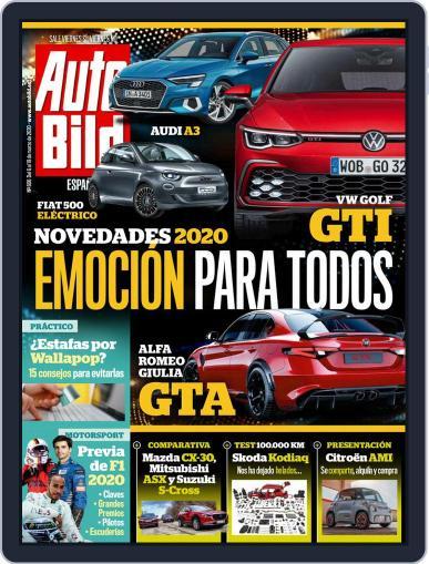 Auto Bild Es (Digital) March 6th, 2020 Issue Cover