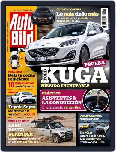 Auto Bild Es (Digital) April 17th, 2020 Issue Cover