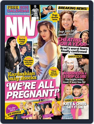 Nw (Digital) December 24th, 2014 Issue Cover