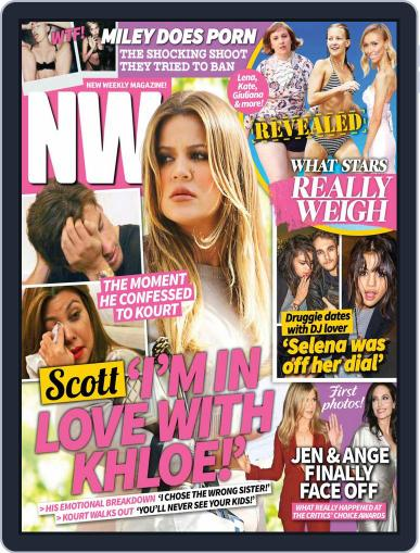 Nw (Digital) January 20th, 2015 Issue Cover