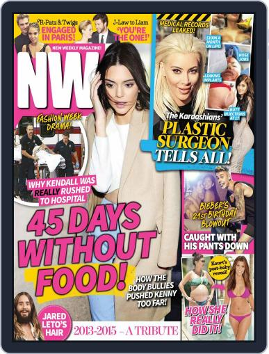 Nw (Digital) March 9th, 2015 Issue Cover