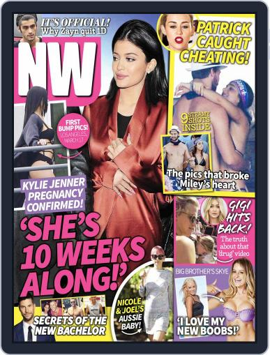 Nw (Digital) March 23rd, 2015 Issue Cover