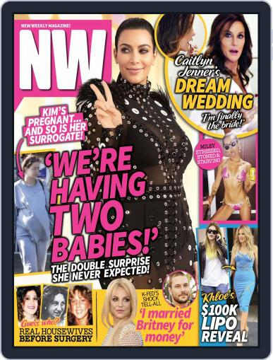 Nw (Digital) June 8th, 2015 Issue Cover