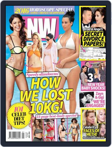 Nw January 4th, 2016 Digital Back Issue Cover