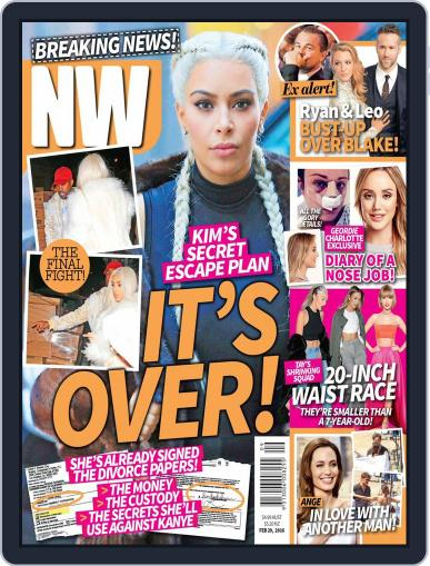 Nw (Digital) February 29th, 2016 Issue Cover