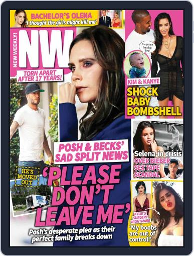 Nw September 12th, 2016 Digital Back Issue Cover