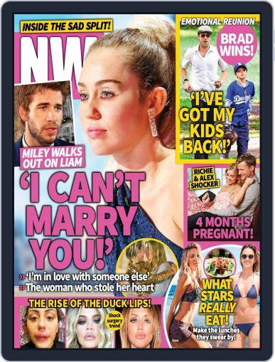Nw October 24th, 2016 Digital Back Issue Cover