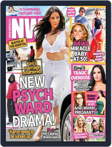 Nw (Digital) July 30th, 2018 Issue Cover