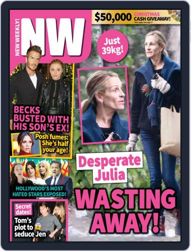 Nw (Digital) December 16th, 2019 Issue Cover