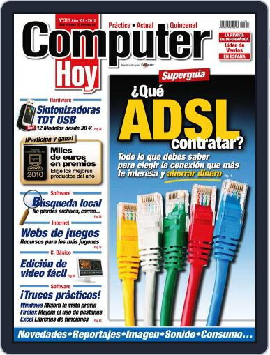 Computer Hoy September 7th, 2010 Digital Back Issue Cover