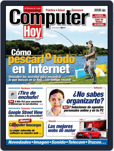 Computer Hoy (Digital) October 21st, 2010 Issue Cover
