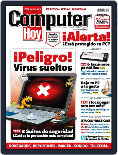 Computer Hoy (Digital) November 30th, 2010 Issue Cover