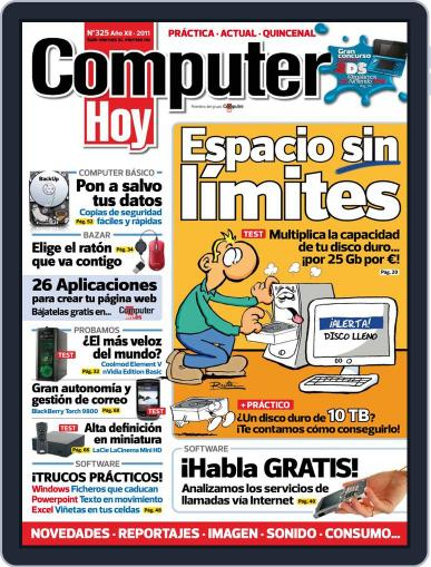 Computer Hoy (Digital) March 18th, 2011 Issue Cover