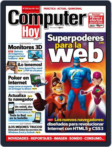 Computer Hoy (Digital) April 29th, 2011 Issue Cover