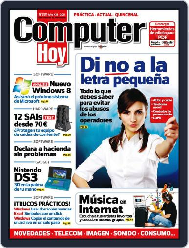 Computer Hoy (Digital) June 14th, 2011 Issue Cover