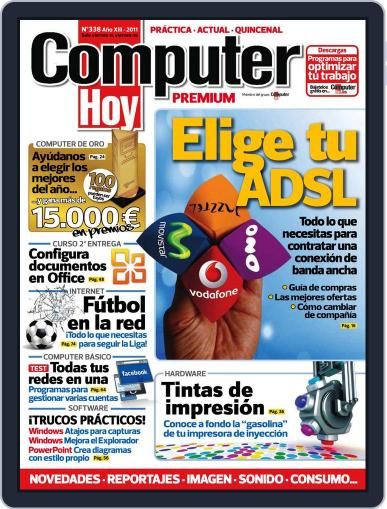 Computer Hoy September 19th, 2011 Digital Back Issue Cover