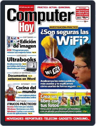 Computer Hoy October 13th, 2011 Digital Back Issue Cover