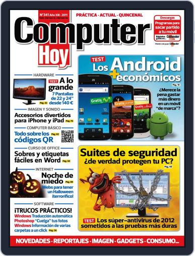 Computer Hoy October 27th, 2011 Digital Back Issue Cover