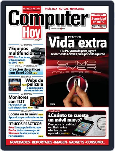 Computer Hoy (Digital) December 6th, 2011 Issue Cover