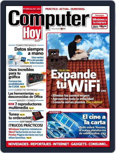 Computer Hoy January 5th, 2012 Digital Back Issue Cover