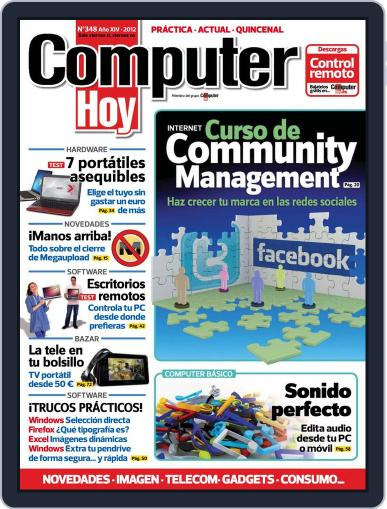 Computer Hoy (Digital) February 3rd, 2012 Issue Cover