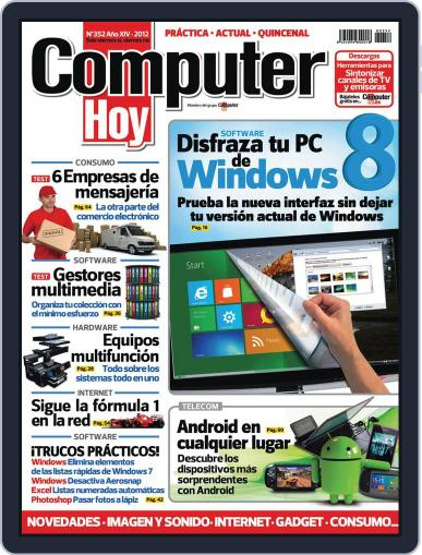 Computer Hoy March 30th, 2012 Digital Back Issue Cover