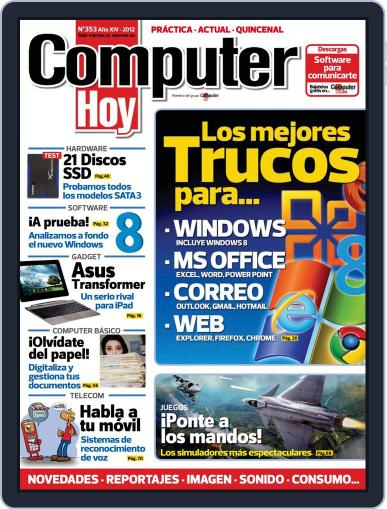 Computer Hoy (Digital) April 12th, 2012 Issue Cover