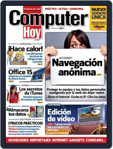 Computer Hoy May 24th, 2012 Digital Back Issue Cover