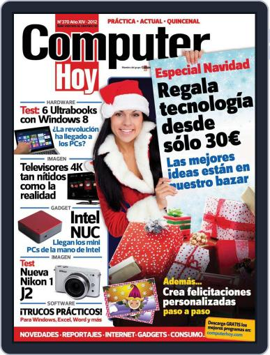 Computer Hoy December 10th, 2012 Digital Back Issue Cover