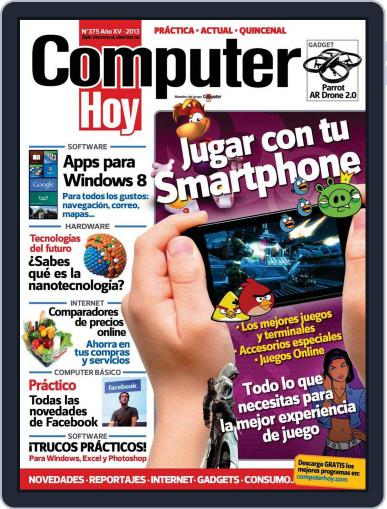 Computer Hoy (Digital) February 15th, 2013 Issue Cover