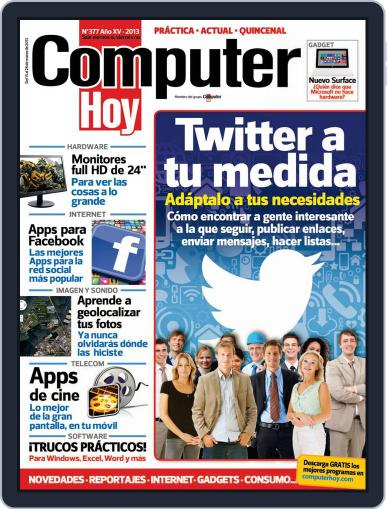 Computer Hoy (Digital) March 19th, 2013 Issue Cover