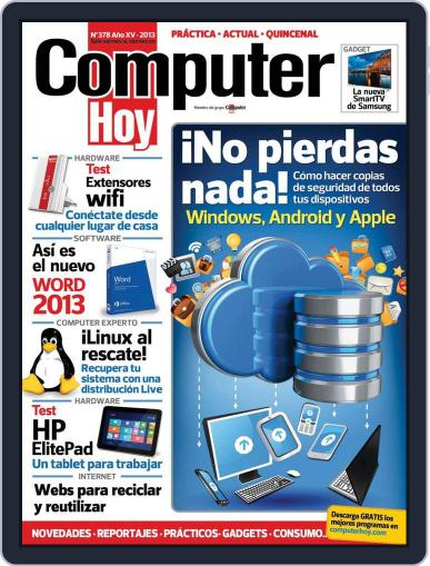 Computer Hoy (Digital) March 28th, 2013 Issue Cover