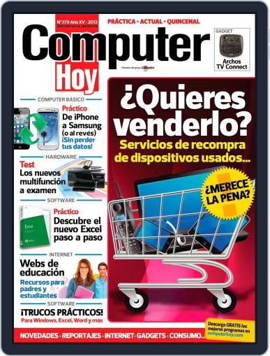 Computer Hoy (Digital) April 11th, 2013 Issue Cover