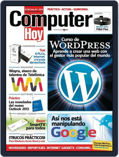 Computer Hoy May 27th, 2013 Digital Back Issue Cover